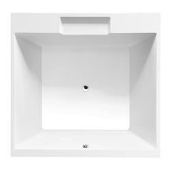 HAK Badewanne CAME Quadratische Badewanne, 175x175x50 cm