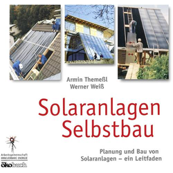 Ökobuch Solaranlagen Selbstbau 978-3-92296-473-5