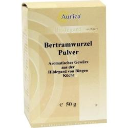 BERTRAMWURZELPULVER Aurica 50 g