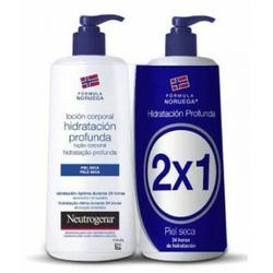 Neutrogena Bodylotion Neutrogena Hydratations - Bodylotion 2 x 750 ml Set