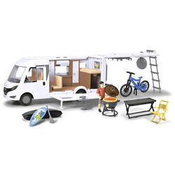 Camper Set, Try Me - Freilauf Hymer Camping Van