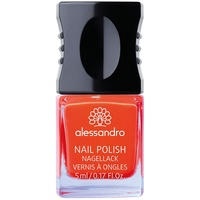Alessandro Neon Orange 5 ml