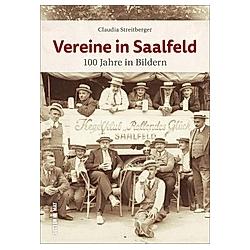 Vereine in Saalfeld. Claudia Streitberger  - Buch
