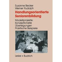 Handlungsorientierte Seniorenbildung: eBook von