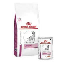 ROYAL CANIN Dog Cardiac 14 kg + Cardiac Canine 410 g x 6