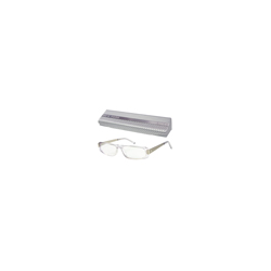 NEW YORK Brille kristall-silber +1,50 dpt 1 St