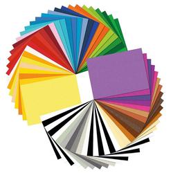 URSUS Papierkarton Fotokarton-Block Uni, 60 Blatt