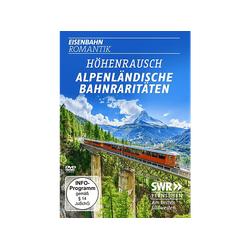 HÖHENRAUSCH-ALPENLÄNDISCHE BAHNRARITÄTEN DVD