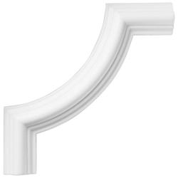 Homestar Zierleiste BW 11, kleben, überstreichbar, Bogen passend zu Zierleiste CW 11