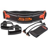 Shadowboxer Fitness- und Boxtrainer Set schwarz SB10000