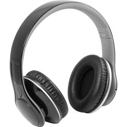 Technaxx MusicMan BigBass BT-X15 Bluetooth® Over Ear Kopfhörer Over Ear Faltbar, FM-Radio, Headset