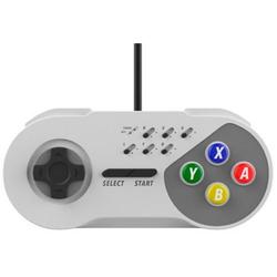 Subsonic SNES Super Nintendo Wired Controller Nintendo-Controller