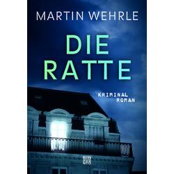 Die Ratte als Buch von Martin Wehrle