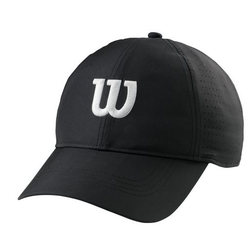 schwarz - Wilson - Ultralight Tennis Cap (2019)