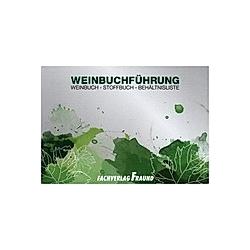 Weinbuchführung - Buch