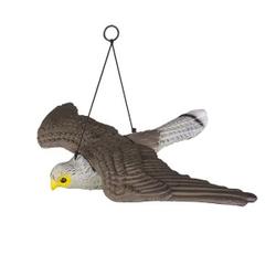 Vogelschreck Vogelabwehr 35/54/8cm Falke Bradas 8076