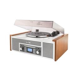 Dual »NR 7« Stereo-Nostalgie-Musikanlage mit Plattenspieler
