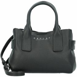 Replay Handtasche 30 cm black