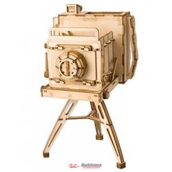PICHLER Fotoapparat (Lasercut Holzbausatz) / C1991