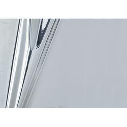d c fix Klebefolie Metallic Hochglanz Rolle 45cm x 1,5m silber