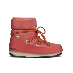 Moon Boots Low Nylon WP 2 - Moon Boots flach - Damen Red 39 EUR