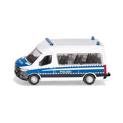 Siku Spielzeug-Auto Mercedes-Benz Sprinter Bundespolizei