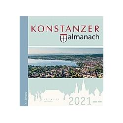 Konstanzer Almanach 2021 - Buch