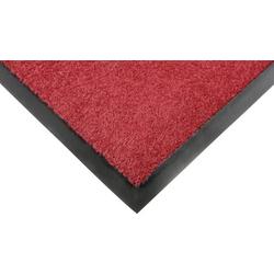 COBA Europe PP030002 Schmutzfangmatte Entra-Plush Rot (L x B) 1.5m x 0.9m 1St.