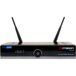 SF8008 DVB-T2 HD Receiver (WLAN, LAN (Ethernet)