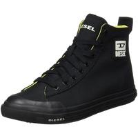 Diesel S-Astico Mid Cut Herren Sneaker schwarz 46