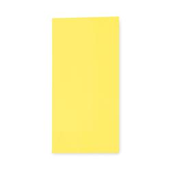 Servietten 33 x 33 cm 1/8 -Falz, 3-lagig gelb, 250 Stk.