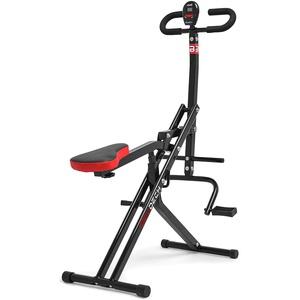 Body total crunch Leistung Fitness Bauchtrainer Fitnessbank vordere und seitliche Bauchmuskeln (Total Body Crunch)