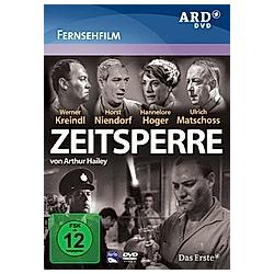 Zeitsperre  DVD - DVD  Filme