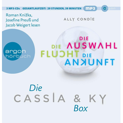 Die Cassia & Ky-Box als Hörbuch CD von Ally Condie