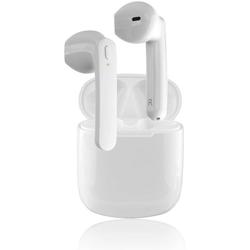 4smarts Headset True Wireless Stereo Headset Eara SkyPods weiß