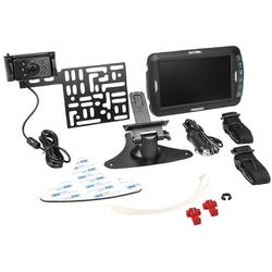 PROUSER Rückfahrkamera DRC 7010, 18 cm (7 Zoll), LCD-Monitor, Kabellos schwarz