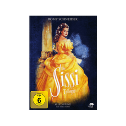 Sissi Trilogie Blu-ray