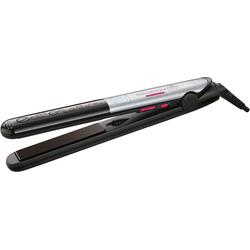 Rowenta Glätteisen SF4522 Liss & Curl Glätteisen, Turmalin-Beschichtung, Glätteisen, 29621550-0 schwarz schwarz
