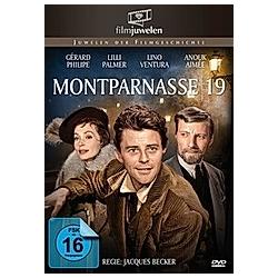 Montparnasse 19 - DVD  Filme
