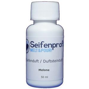 Seifenprofis Seifenduft Duftöl große Auswahl zum seifen gießen 50 ml (Melone)