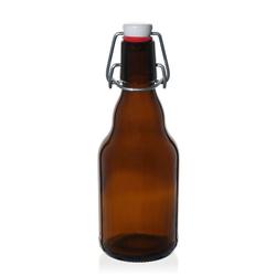 330ml braune Bierflasche