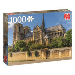 Jumbo Spiele Puzzle Puzzles 501 bis 1000 Teile JUMBO-18528, Puzzleteile