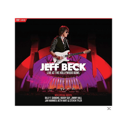 Jeff Beck - Live At The Hollywood Bowl (DVD+2CD) (DVD + CD)