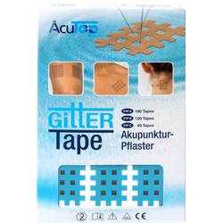 GITTER Tape AcuTop Akupunkturpflaster 2x3 cm blau 180 St