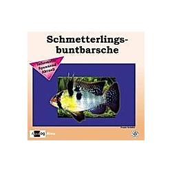 Schmetterlingsbuntbarsche. Frank Schäfer  - Buch
