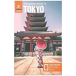 The Rough Guide to Tokyo. Rough Guides  - Buch