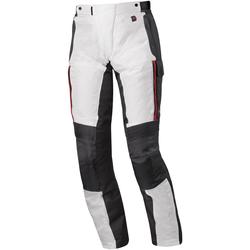 Held Torno II Gore-Tex Motorcycle Textile Pants, grey-red, Größe L