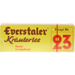 EVERSTALER Rezept Nr.23 Kräutertee Beutel 25 St