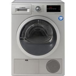 Bosch Serie 4 WTH85VX0 Wärmepumpentrockner - Silber