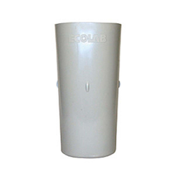 ECOLAB Housekeeping Toilettenbürsteneinsatz, Kunsstoffeinsatz für eine Toilettenbürste, 1 Stück